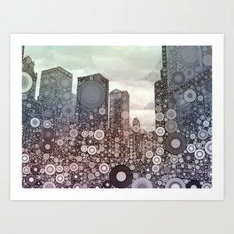 Chicago Art Print