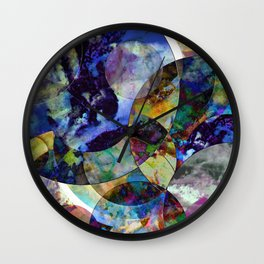 Circulate Wall Clock