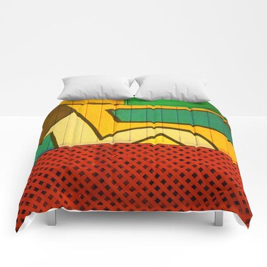 Jamaican Wall Comforters