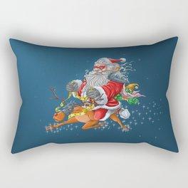 divider gift Rectangular Pillow