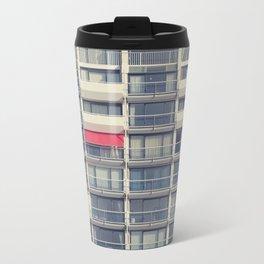 Red Awning Travel Mug