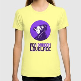 Ada da Boom Lovelace T-shirt