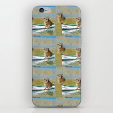 Rudolph at Sea iPhone & iPod Skin