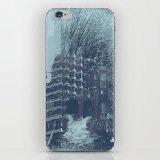 evacuate iPhone & iPod Skin