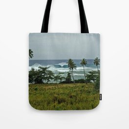 surf rincon pr Tote Bag