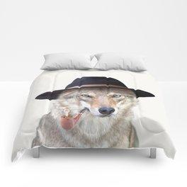 WOODY HUTSON Comforters