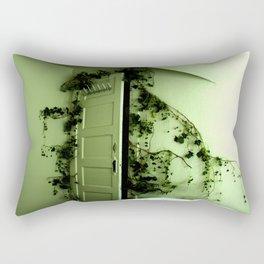 Exuding Garden  Rectangular Pillow