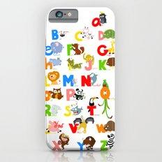 ABC (english) Slim Case iPhone 6s