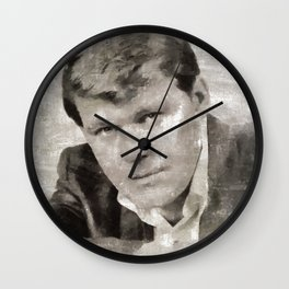 Glen Campbell by MB Wall Clock