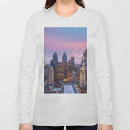 Philadelphia 01 - USA Long Sleeve T-shirt