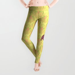 DOUBLE KING: Field Day Leggings