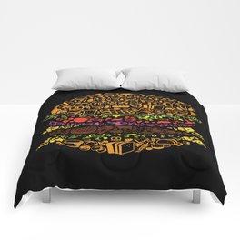 HamBurger Comforters