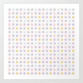clew (1) Art Print