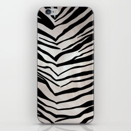 Animal Print, Zebra iPhone Skin