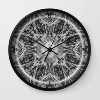 cycle Wall Clocks featuring Cycle by Trenaud Belize