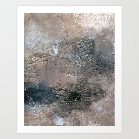Shifting IX Art Print
