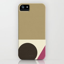 Bee's Knees FIVE (Square) iPhone Case