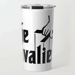 Godfather Cavs (Black) Travel Mug