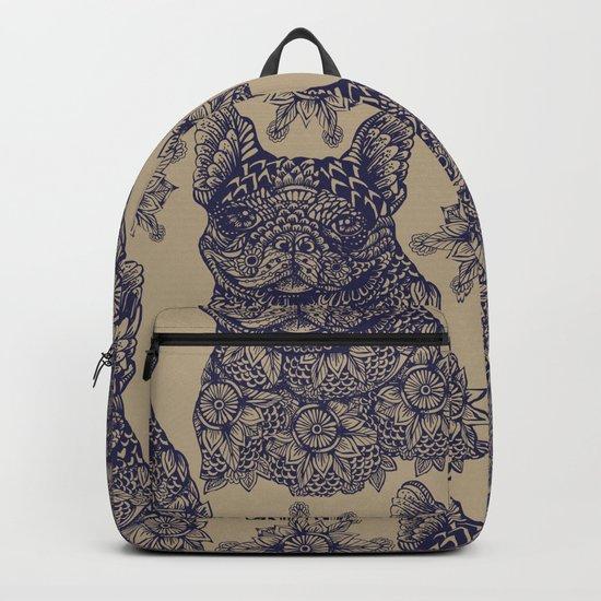 MANDALA OF FRENCHIE Backpack