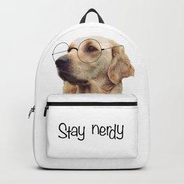 Nerd Doggo Backpack