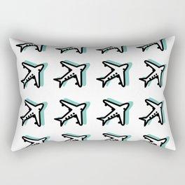 In the air #3 Rectangular Pillow
