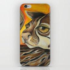 Ocelotta Paint iPhone & iPod Skin