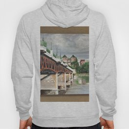 Bridge to Owego Hoody