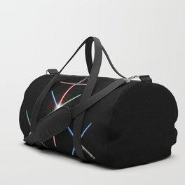 A Trio Of Light Sword Future Weapons Duffle Bag