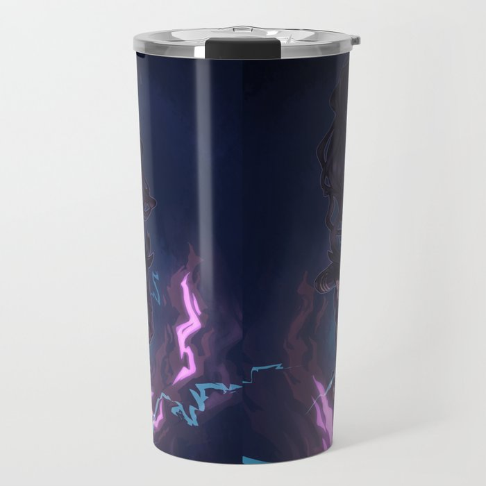 Dark Mage Prodigy Travel Mug