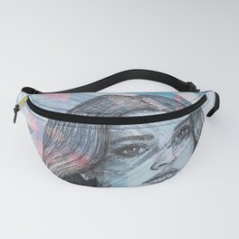 Sad Girl Fanny Pack