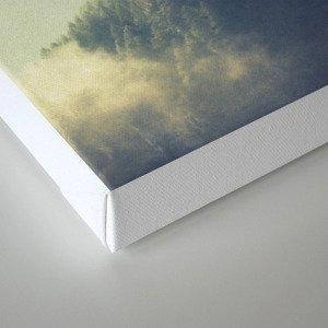 close to the edge Canvas Print
