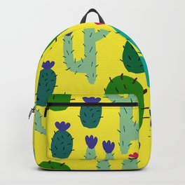 funny cacti Backpack
