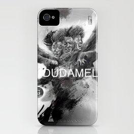 Proyecto Dudamel iPhone Case