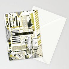 Lill Bit of Gold Stationery Cards