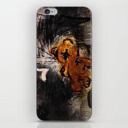 The fallen ones iPhone Skin