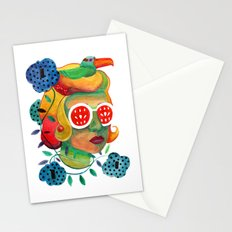 Double Vision Stationery Cards