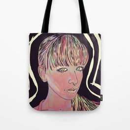 Interstellar Comunications Tote Bag