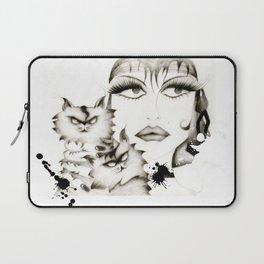 Glamour woman! Laptop Sleeve