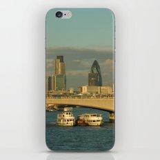 London Skyline iPhone & iPod Skin