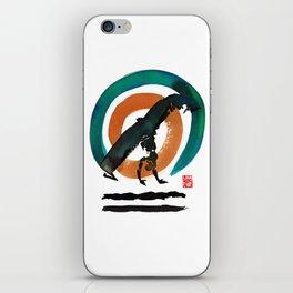 Capoeira 428 iPhone Skin