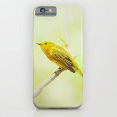 Yellow Warbler Slim Case iPhone 6s