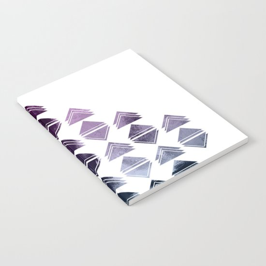 Rhombus triangles Notebook