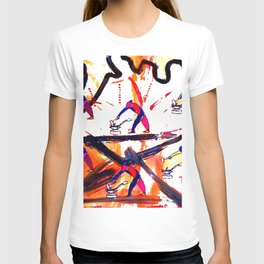 VERDI: The Anvil Chorus      by Kay Lipton T-shirt