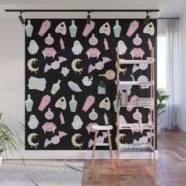 Pastel Goth Wall Mural