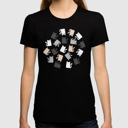 Scattercats T-shirt