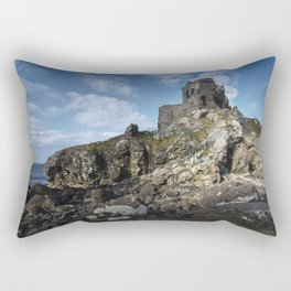 Kinbane Castle Rectangular Pillow
