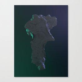 Kryton Canvas Print