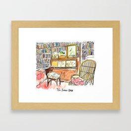 The Piano Room Framed Art Print
