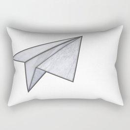 Marbelous plane Rectangular Pillow