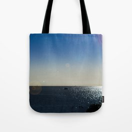 The Mediterranean At Mojacar Tote Bag
